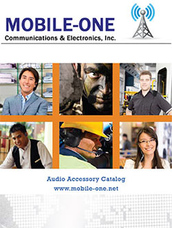 Two-way radio Accesory Catalog
