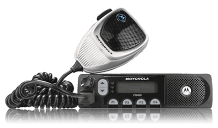 Motorola PM400 Mobile Two Way Radio MOBILE-ONE on